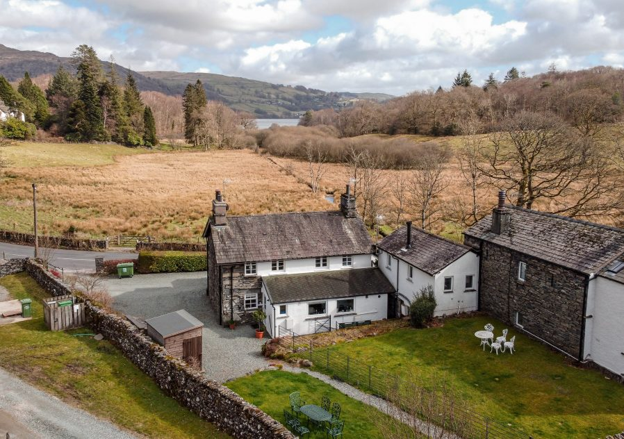 Field Cottage - Pull Wood, Near Ambleside
