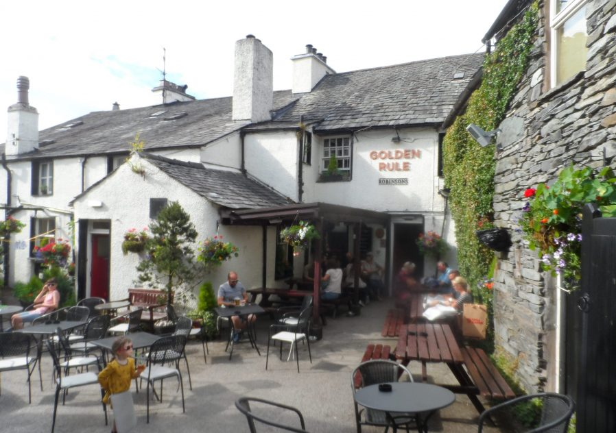Golden Rule - Pet Friendly Pub, Ambleside