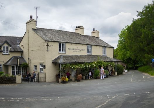 The Drunken Duck Pub